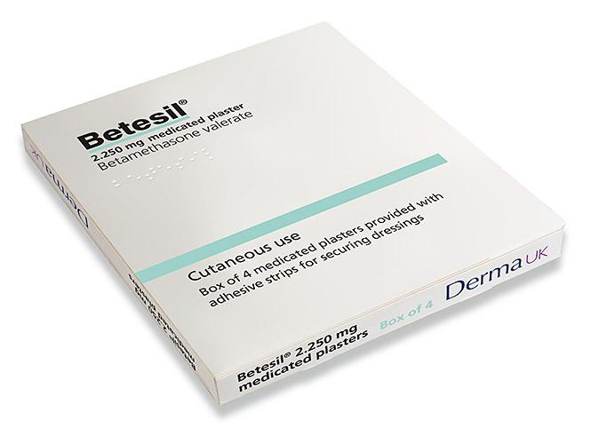 Betesil 4 pack